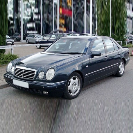 Mercedes E-Class (W210) - Service Information & Owner's Manual