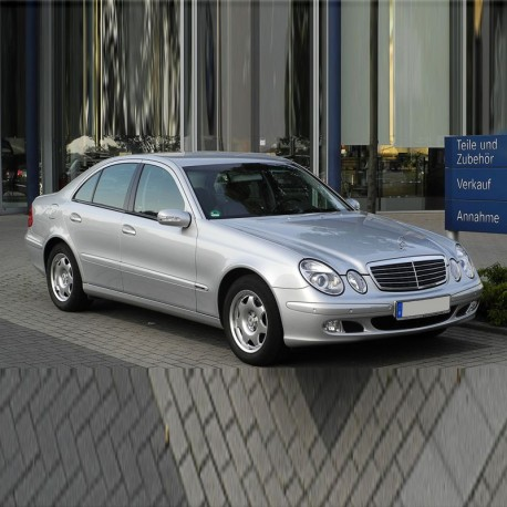 Mercedes E-Class (W211) - Service Information & Owner's Manual