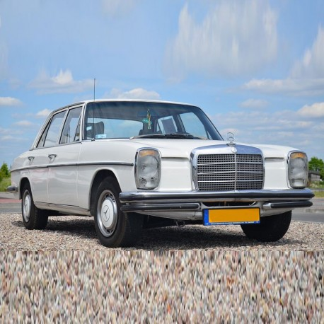 Mercedes W114 W115 - Service Manual / Repair Manual - Owners Manual