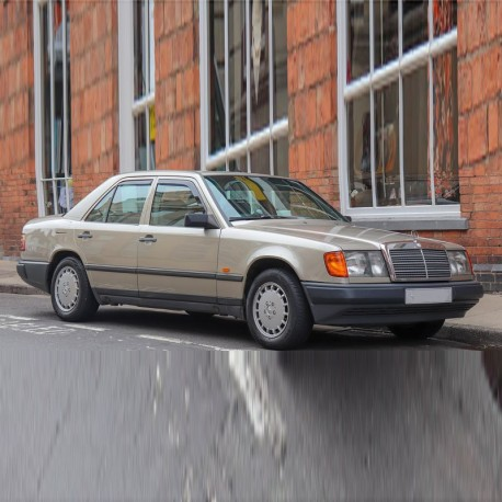 Mercedes W124 Owners Manual / User Manual