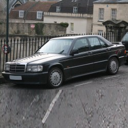 Mercedes W201 Service Manual / Repair Manual