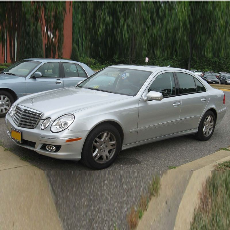 Mercedes E-class W211  E320 Cdi  - Service Manual